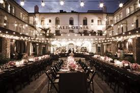 wedding venues in los angeles ca best outdoor wedding venues in orange county cbs los angeles