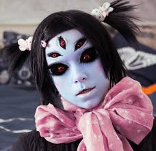 25 extreme facepaint cosplay transformations cosplay and cute