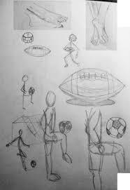 january 11th football sketchdaily