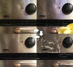 how to best clean stainless steel home appliances