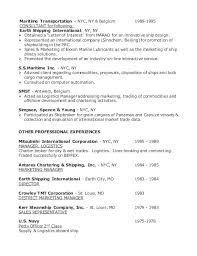 Sample Resume For Marketing Manager by Merchant Marine Engineer Sample Resume 19 Merchant Marine Resume