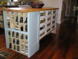 dazzle image of portable kitchen island with drop leaf tags