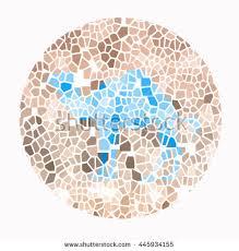 Red Orange Color Blind Test Color Blind Testcamel Stock Illustration 445934155 Shutterstock