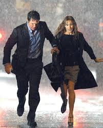 Rain Main - pictures of sarah jessica parker and carrie bradshaw running in