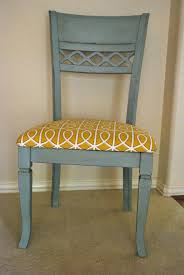 Painted Furniture Ideas Before And After I Painted My Kitchen Chairs With Annie Sloan Chalk Paint Duck Egg