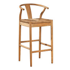 Wishbone Home Decor Linon Home Decor Claridge In Black Cushioned Bar Stool Steeler