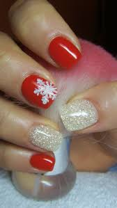 the 25 best red and silver nails ideas on pinterest christmas