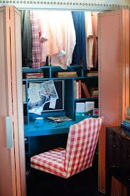small space big style u0027s surprise closet home office apartment