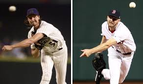 randy johnson once knew chris sale u0027s pain with run support