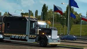kenworth w900b kenworth w900 long 1 18 ets 2 mods