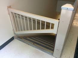 what is the purpose of these stair gates purdue
