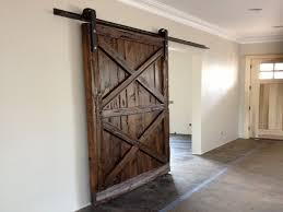 Exterior Door Design Pole Barn Sliding Door Design Installation Construction Details
