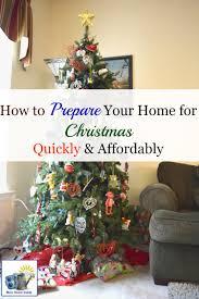 quick u0026 affordable christmas decorating tips momhomeguide com