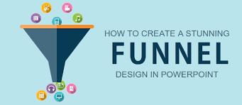 tutorial powerpoint design learn to create funnel diagram the slideteam blog