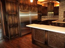 Staining Kitchen Cabinets Darker Before And After Dining U0026 Kitchen Restaining Kitchen Cabinets How To Redo