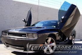 Dodge Challenger Turbo Kit - dodge challenger 2009 2010 vertical lambo door kit vdcdchal08