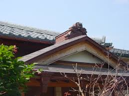 roof decorations 91 best japanese traditional roof decor images on pinterest