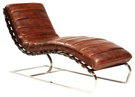 Indoor Chaise Lounge Chairs Leather Sofa Leather Chaise Longue Sofa Bed Best 25 Contemporary