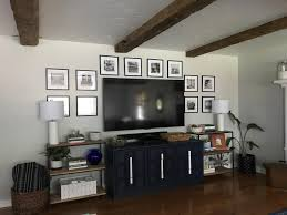 Tv In The Middle Of The Living Room Let U0027s Talk About Havenly