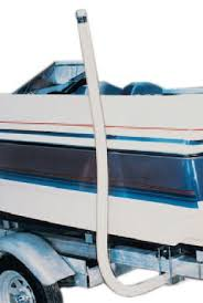 boat trailer guides with lights compare fulton boat guide vs ce smith post style etrailer com