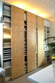 Make Closet Doors Large Closet Doors Bookshelf Closet Doors How To Make Bookshelf