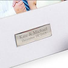 personalized wedding guest book personalized wedding wishes
