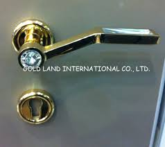 Bedroom Door Locks With Key 72mm Free Shipping 2pcs Handles With Lock Body Keys Crystal Glass