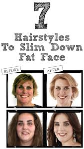what hairstyle to wear for women when youre bald 25 hairstyles to slim down round faces fat face face shapes and