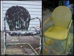metal patio chairs foter