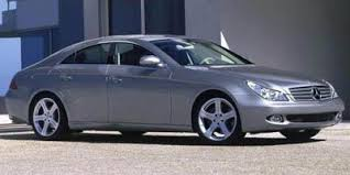 2006 mercedes cls55 amg 2006 mercedes cls class sedan 4d cls55 amg specs and