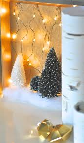 Diy Christmas Lights by Diy Christmas Woodland Fairy Light Shadow Boxes Making Lemonade