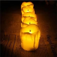 led tea lights with timer set of 12 amber flameless led candles with timer flameless tea