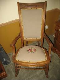 Antique Pressed Back Rocking Chair Antique Spotlight Nothing Is More Relaxing Than Sitting In A