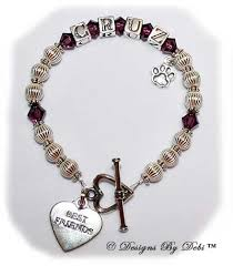 bracelet styles with beads images Designs by debi handmade jewelry personalized pet keepsake bracelets jpg