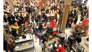rush at target in black friday why black friday shoppers endure the crush cnn