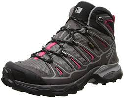 women s hiking shoes salomon women s x ultra mid 2 gtx hiking shoe trail