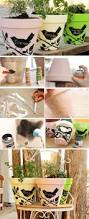 How To Decorate Pot At Home by 40 Diy Flower Pot Ideas Art And Design