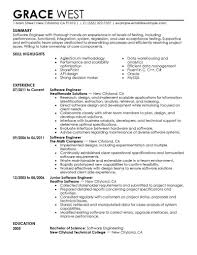 sample resume format for software engineer renegadesolutions us engineering resume software engineer resume template resume templates and resume electrical engineering resume