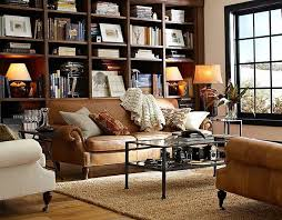 Living Room Ideas With Leather Sofa by 564 Best Decorating With Brown Images On Pinterest Living Spaces