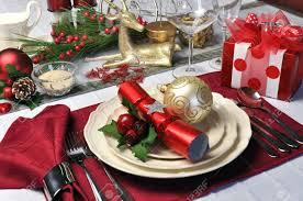 christmas dinner table setting modern and stylish christmas dinner table setting including plates