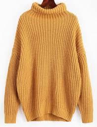 knitted sweater sweater girly sweatshirt jumper mustard mustard sweater