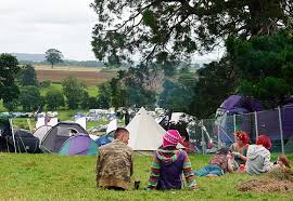 from the beautiful days festival by the levellers escot park nr