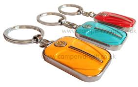 coloured key rings images Official vw beetle tag key ring perfect gift for your vw beetle jpg