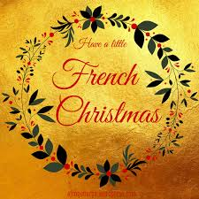 french christmas posts u2013 frog large
