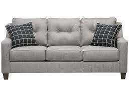 Nolana Sofa Slumberland Aero Collection Charcoal Sofa Apartment Therapy