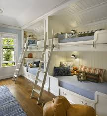 Fantastic Built In Bunk Bed Ideas For Kids Room From A Fairy Tales - Kids built in bunk beds
