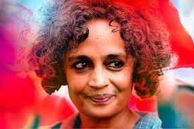 arundhati roy has reinvented the social novel new republic