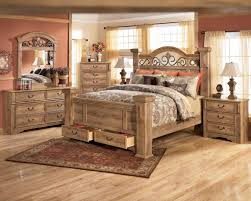 Bedroom Size Wooden Rustic King Size Bedroom Sets Special Rustic King Size