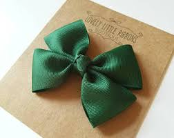 bows for gifts hair bow gift etsy