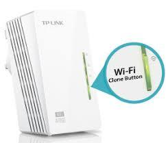 tp link repeater lights tp link tl wpa281 v3 av200 powerline 300m wi fi extender wi fi